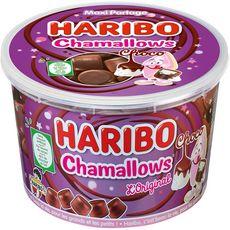 HARIBO Chamallows au chocolat 450g