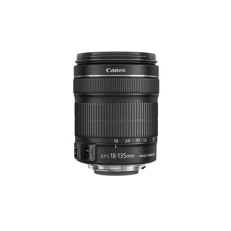 CANON EF-S 18-135 mm - Objectif photo