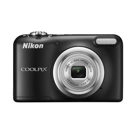 NIKON Appareil Photo Compact - COOLPIX A10 - Noir + Objectif 4.6-23 mm