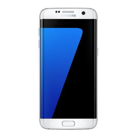 SAMSUNG Smartphone - Galaxy S7 Edge - 32 Go - 5,5 pouces - Blanc