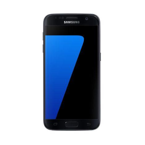 smartphone galaxy s7 noir 32go samsung pas cher prix auchan