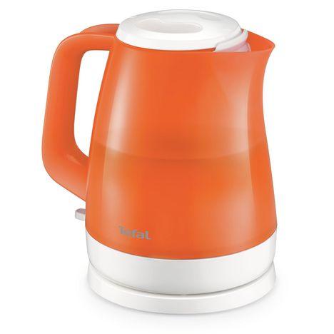 TEFAL Bouilloire K0151010 Delfini Vision orange