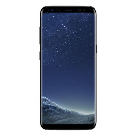 SAMSUNG Smartphone - Galaxy S8 - 64 Go - 5,8 pouces - Noir