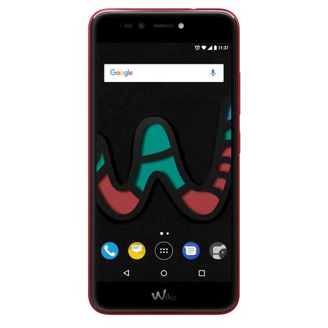WIKO Smartphone U PULSE LITE - 32 Go - 5,2 pouces - Rouge