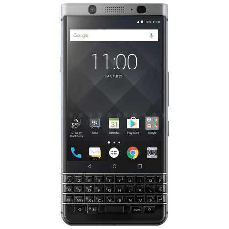 BLACKBERRY Smartphone KEYONE - 32 Go - 4,5 pouces - Argent
