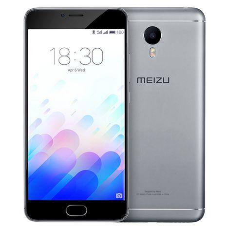 MEIZU Smartphone - M3 Note - Gris - Double Sim
