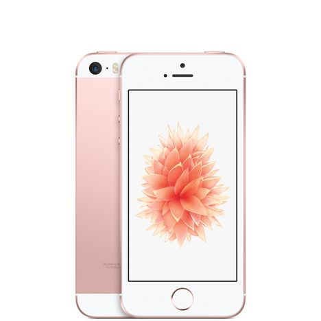 APPLE Iphone SE - 16 Go - 4 pouces - Rose doré
