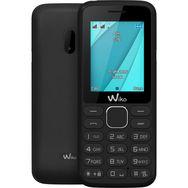 WIKO Téléphone portable LUBI 4 - Double SIM - Noir