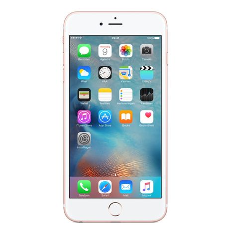 APPLE iPhone 6s Plus -  128 Go - Ecran 5.5 pouces -  Or Rose
