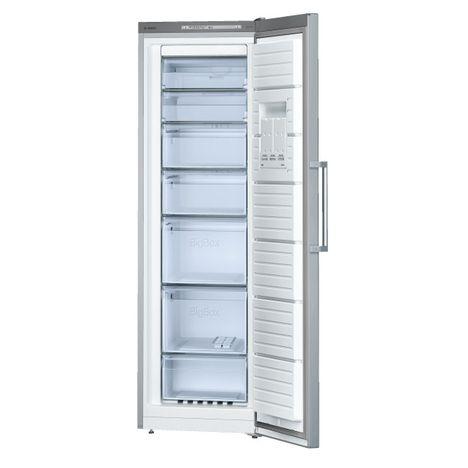 congélateur armoire gsn36vl30, 237 l, froid no frost bosch pas cher