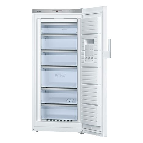 BOSCH Congélateur armoire GSN51AW31, 286 L, Froid No Frost