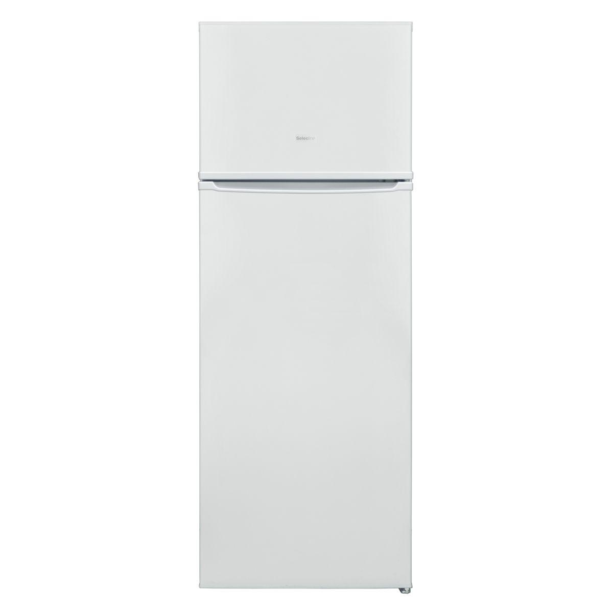 Réfrigérateur 2 portes 154596, 213 L, Froid statique