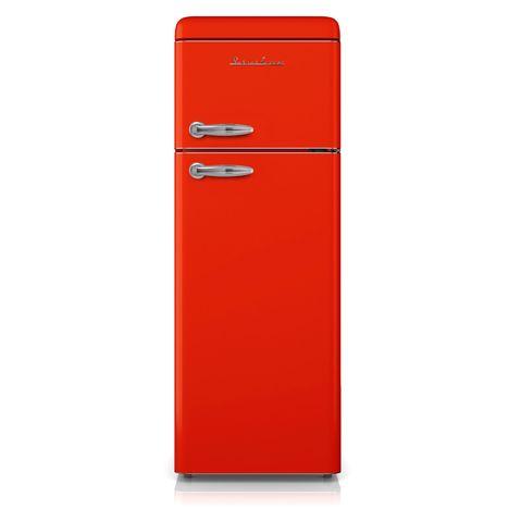 Réfrigérateur 2 portes SL208DDR, 208 L, Froid Statique SCHAUB pas ... 5ddfe160adf8