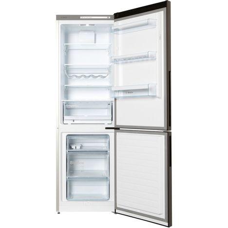 BOSCH Réfrigérateur combiné KGV36VD32S, 307 L, Froid Low Frost