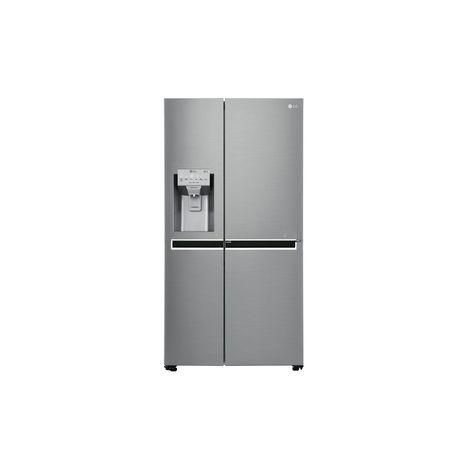 LG Réfrigérateur multiportes GSJ961PZBZ, 601 L, Froid No Frost