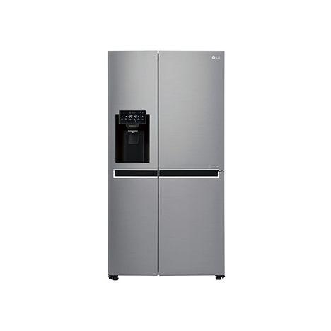 LG Réfrigérateur américain GSL761PZXV, 601 L, Froid No Frost
