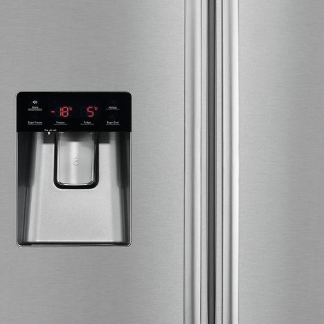 Réfrigérateur Multi Portes SCMX L Froid No Frost AEG Pas - Réfrigérateur multi portes