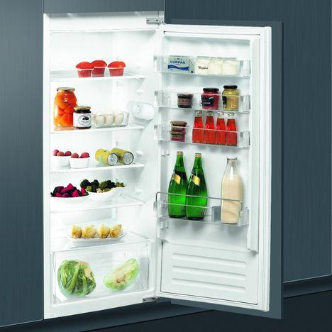 WHIRLPOOL Réfrigérateur armoire ARG750/A+, 122 L, Froid Statique