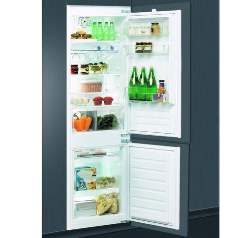 WHIRLPOOL Réfrigérateur combiné ART6510/A+SF, 275 L, Froid Brassé