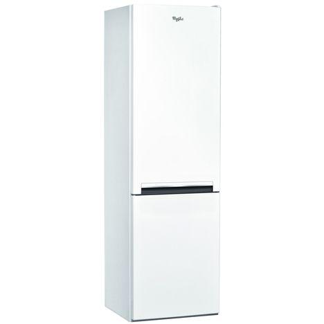 R frig rateur combin blfv8001w 338 l froid brass for Refrigerateur froid ventile ou brasse