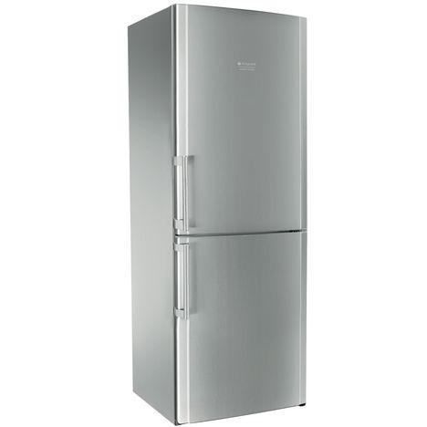 HOTPOINT Réfrigérateur combiné ENBLH 19221 FW, 450 L, Froid No Frost