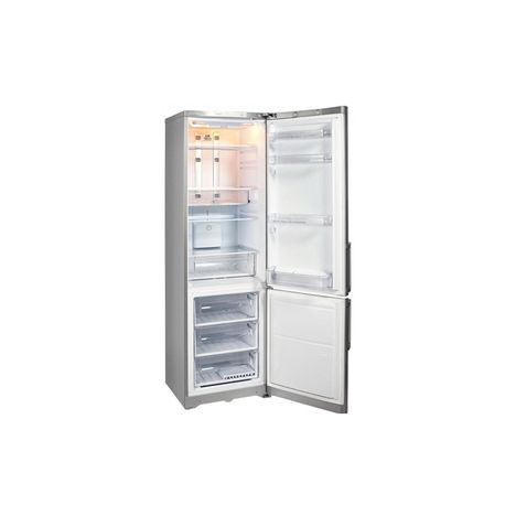 2fb508d74f6a0d ... HOTPOINT Réfrigérateur combiné ENBLH 19221 FW, 450 L, Froid No Frost ...