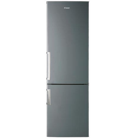 CANDY Réfrigérateur combiné CCBS 5172XH, 227 L, Froid Statique
