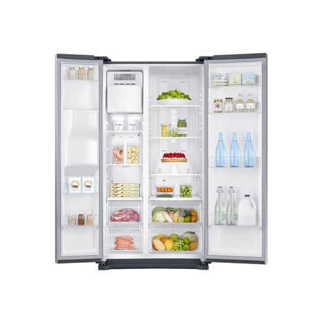 frigo americain samsung pas cher top le frigo du futur de samsung est disponible frigo. Black Bedroom Furniture Sets. Home Design Ideas