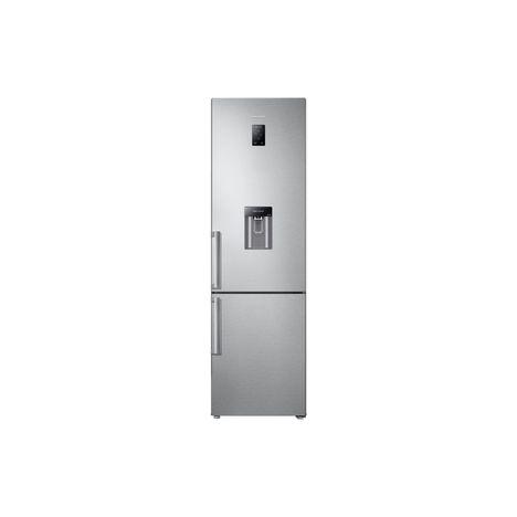 SAMSUNG Réfrigérateur combiné RB3EJ5900SA - 350 L - Froid ventilé intégral