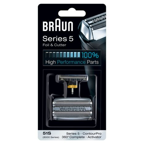 DPDO Accessoire Rasage grille + couteaux BR8000C