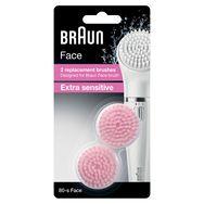 BRAUN Brosse Extra Sensible 80-S