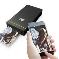 KODAK PM210 - Noir - Imprimante à développement instantané