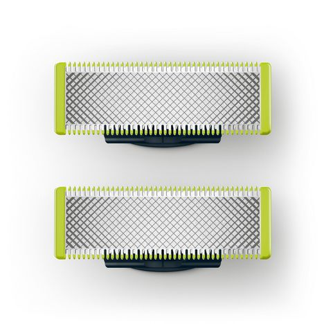 PHILIPS Lot de 2 lames de rasoir QP220/55 OneBlade