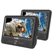 D-JIX Double Lecteur DVD portable D-JIX PVS906-50SM