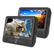 D-JIX Double Lecteur DVD portable D-JIX PVS906-70DP
