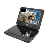 D-JIX Lecteur DVD portable avec écran rotatif PVS 1006-20