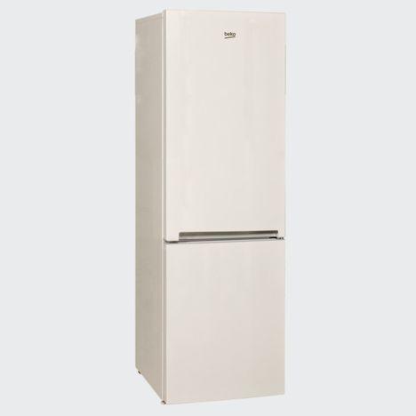 BEKO Réfrigérateur combiné RCNA365K20W, 318 L, Froid No Frost