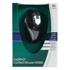 LOGITECH Souris Corded Mouse M500