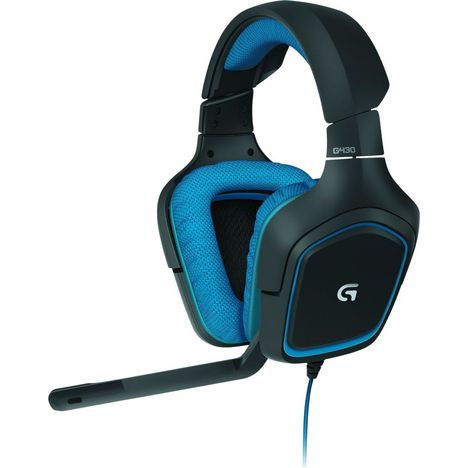 LOGITECH Casque audio G430