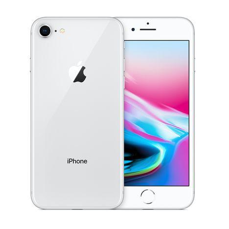 APPLE Iphone 8 - 256 Go - 4,7 pouces - Argent