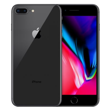 APPLE Iphone 8+ - 64 Go - 5,5 pouces - Gris