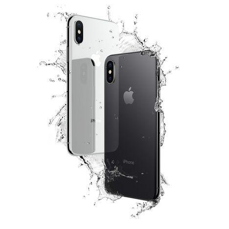 iPhone X reste une valeur sûre pour Apple