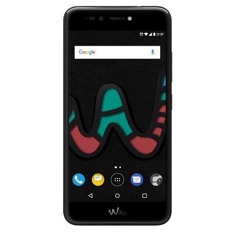 WIKO Smartphone U PULSE LITE - 32 Go - 5,2 pouces - Noir