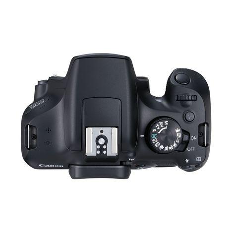d547ba5ad0e1e4 ... CANON Appareil Photo Reflex - EOS 1300D - Noir + Objectif 18-55 mm+ Sac  ...