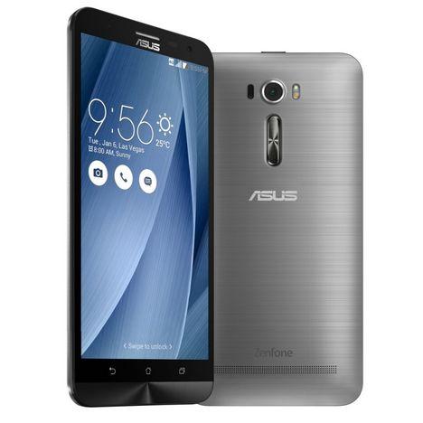ASUS Smartphone - Zenfone 2 Laser - Argent - Double sim