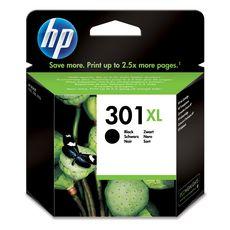 HP Cartouche d'Encre HP 301XL Noire grande capacité Authentique (CH563EE)