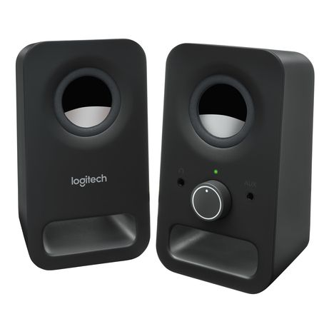 LOGITECH Z150 Midnight - Noir - Enceinte multimédia