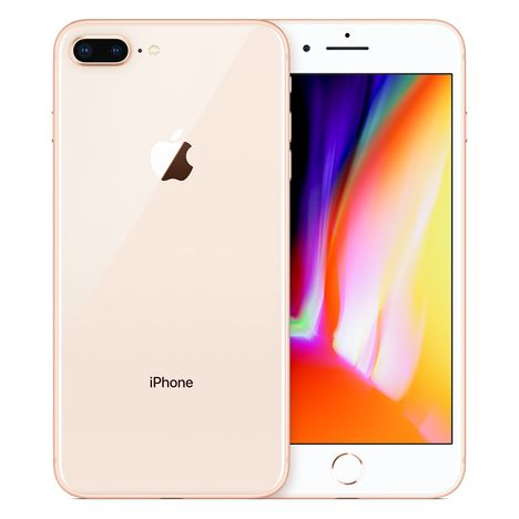 APPLE Iphone 8+ - 64 Go - 5,5 pouces - Or