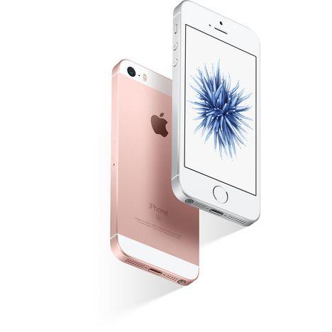 Iphone Se 16 Go 4 Pouces Rose Dore Apple Pas Cher A Prix Auchan