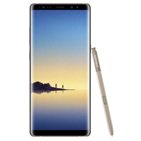SAMSUNG Smartphone - Galaxy Note 8 - 64 Go - 6,3 pouces - Or